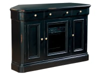 8-1444 Corner Entertainment Console,81444,consoles
