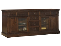 8-1642 Entertainment Credenza,81642,Credenzas