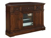 8-1644 Corner Entertainment Console,81644,Consoles