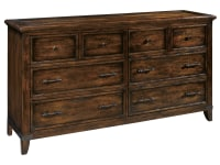 941501RH Six Drawer Dresser