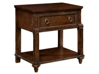 941705CP Charleston Place - One Drawer Night Stand,941705CP,Stand