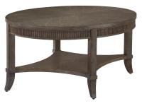 952210SU Urban Retreat Oval Coffee Table