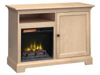 FP46E Fireplace Custom TV Console,fp46e,consoles,custom tv consoles,tv consoles,fireplace
