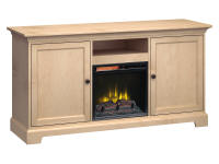 FP63A Fireplace Custom TV Console,fp63a,consoles,tv consoles,custom tv consoles,fireplace