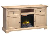 FP63E Fireplace Custom TV Console,fp63e,consoles,custom tv consoles,tv consoles,fireplace