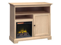FT46A Extra Tall Fireplace Custom TV Console,ft46a,consoles,tv consoles,extra tall,fireplace,custom