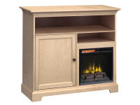 FT46B Extra Tall Fireplace Custom TV Console,ft46b,consoles,extra tall,custom,fireplace,tv consoles