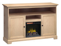 FT63C Extra Tall Fireplace Custom TV Console,ft63c,consoles,tv consoles,custom tv consoles,fireplace,extra tall,tv