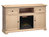 FT72A Extra Tall Fireplace Custom TV Console,ft72a,consoles,tv consoles,extra tall,fireplace,custom tv consoles,tv