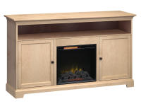FT72C Extra Tall Fireplace Custom TV Console,ft72c,consoles,custom tv consoles,extra tall,fireplace,tv