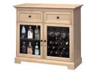 WS46E Wine & Bar Custom Console,ws46e,consoles,custom consoles,wine,bar