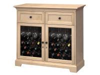 WS46F Wine & Bar Custom Console,ws46f,consoles,custom consoles,wine,bar