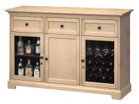 WS63E Wine & Bar Custom Console,ws63e,consoles,custom consoles,wine,bar