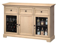WS63H Wine & Bar Custom Console,ws63h,consoles,custom consoles,wine,bar