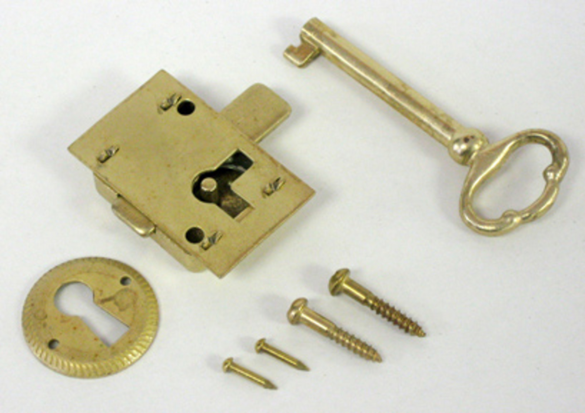 Image for Old Style Lock and Key Set, 240328 from Howard Miller Parts Store