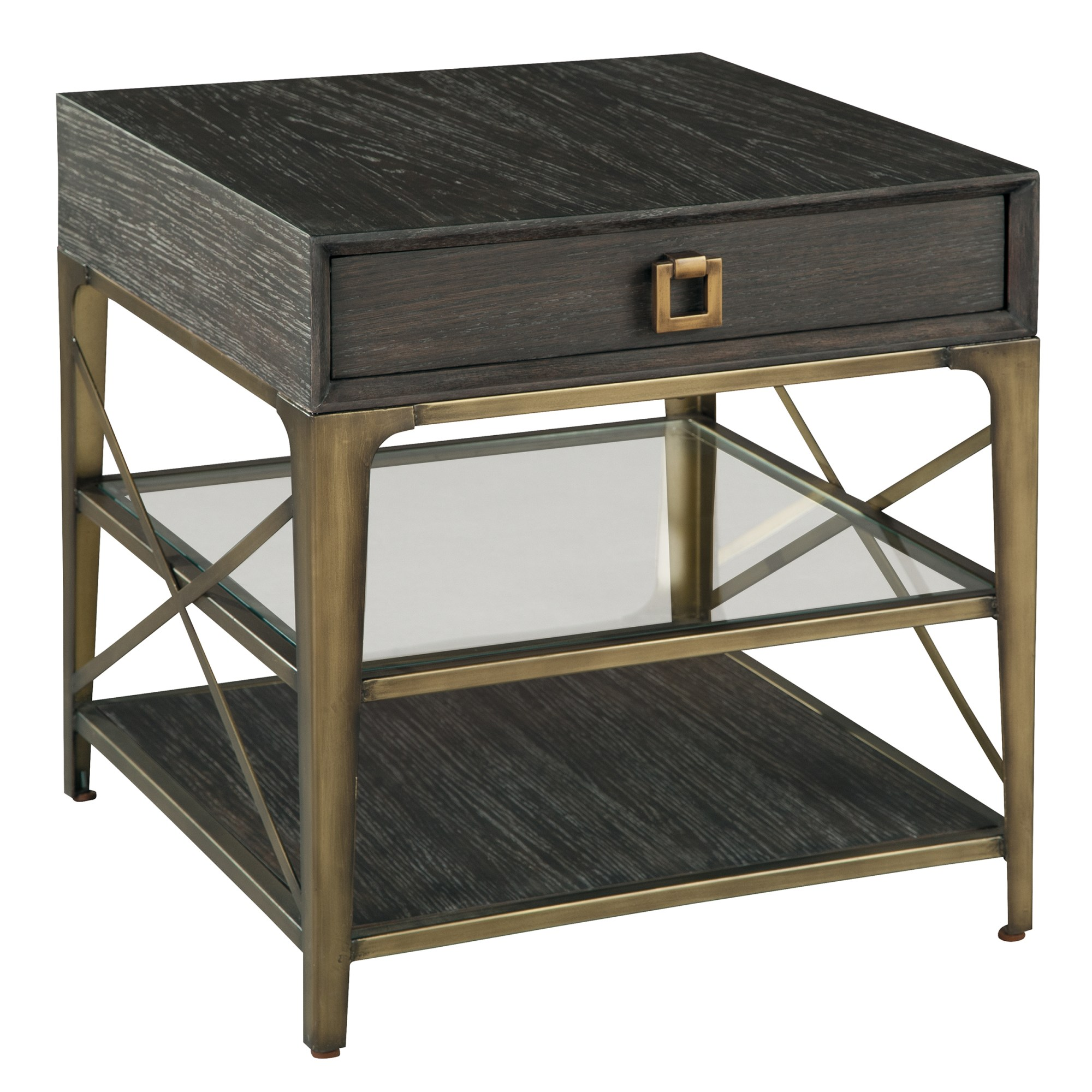 Image for 2-3803 Edgewater Lamp Table with Drawer from Hekman Official Website