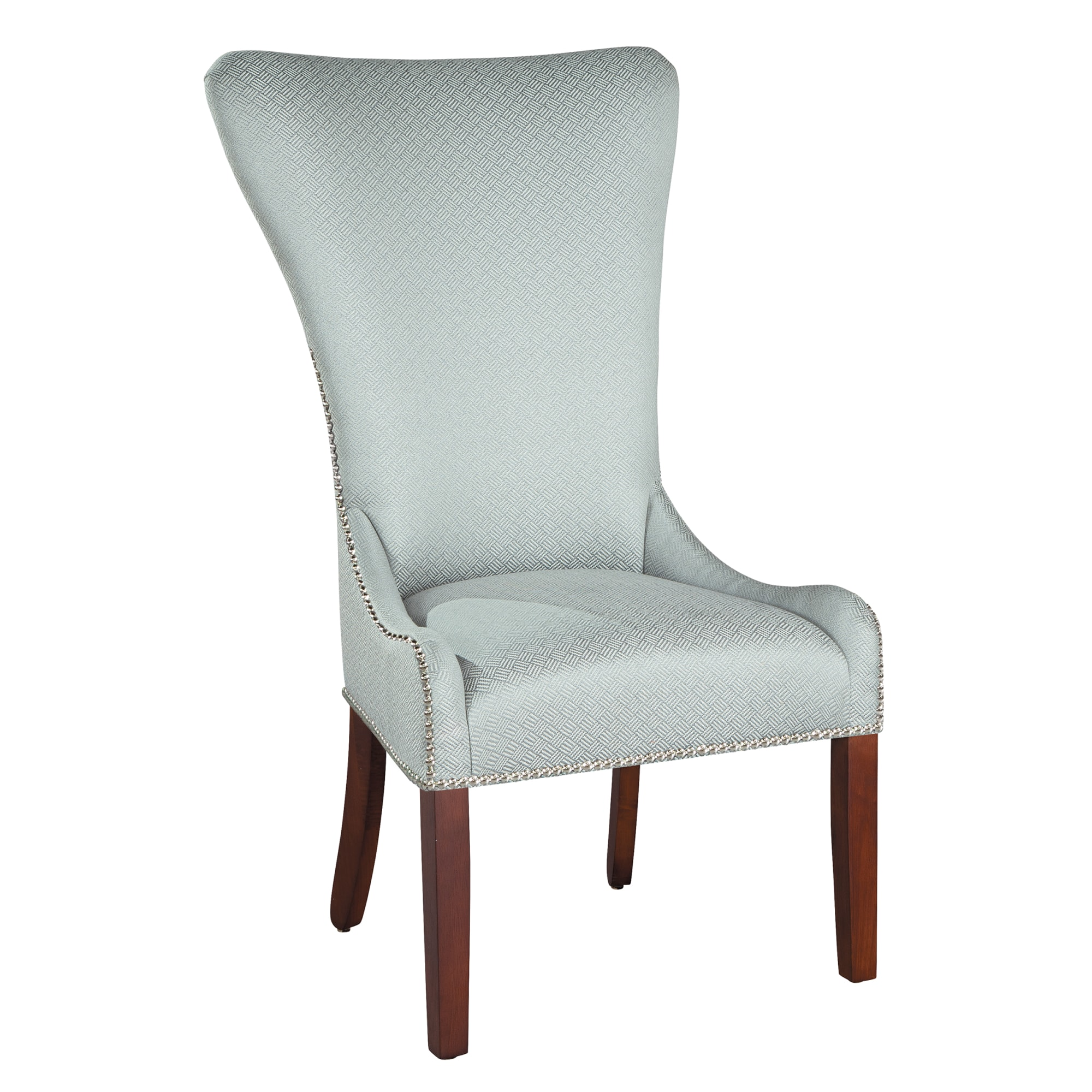 Image for 7243 Christine Hostess Chair with Nailheads from Hekman Official Website