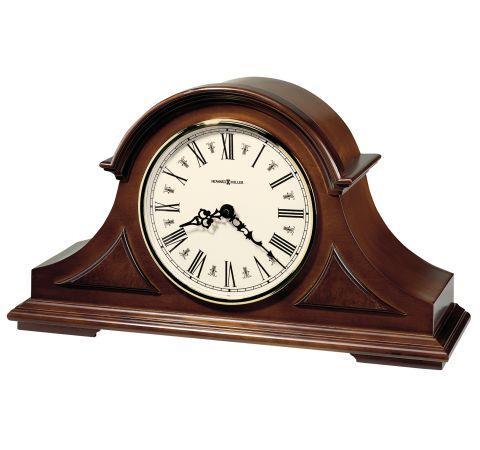 How to set howard miller mantel clock