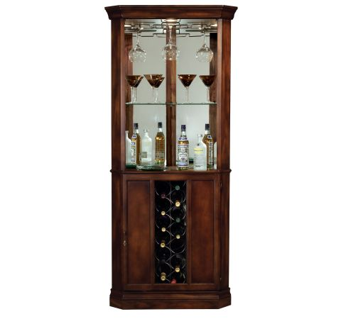 690-000 Piedmont Wine & Bar Cabinet
