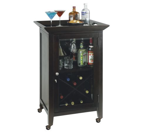 695-074 Butler Wine & Bar Console