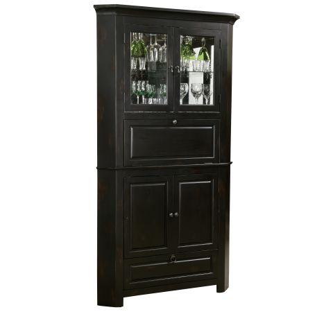 695-082 Cornerstone Estates Wine & Bar Cabinet