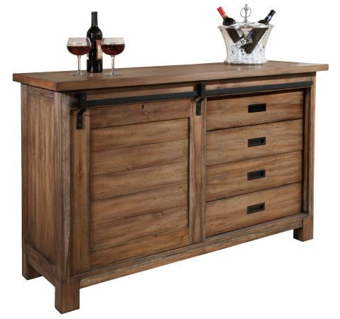 695-144 Homestead Wine & Bar Console