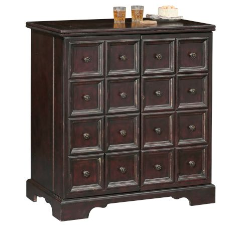 695-160 Brunello Wine & Bar Console