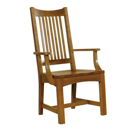 8-4001 Arts & Crafts Arm Chair