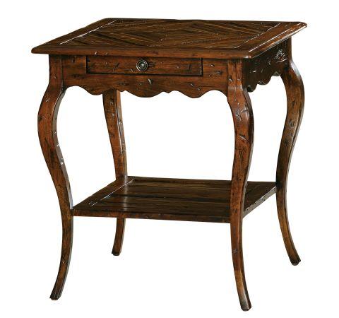 8-7204 Rue de Bac Lamp Table