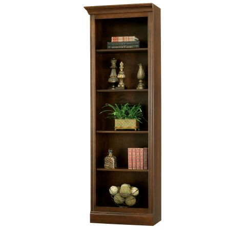 920-002 Oxford Left Return Bookcase