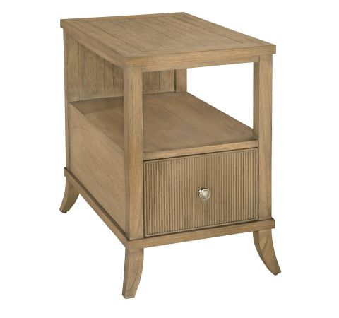 952205KH Urban Retreat Chairside Table with Drawer