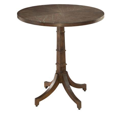 952206SU Urban Retreat Round Chairside Table