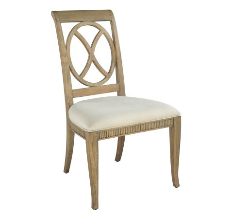 952225KH Urban Retreat Ring Back Side Chair