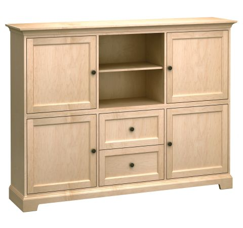 HS73C Custom Home Storage Cabinet