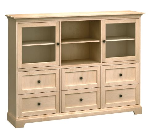HS73J Custom Home Storage Cabinet