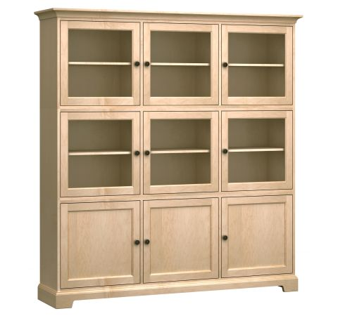 HS73N Custom Home Storage Cabinet