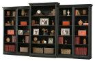 920-016 Oxford Right Return Bookcase