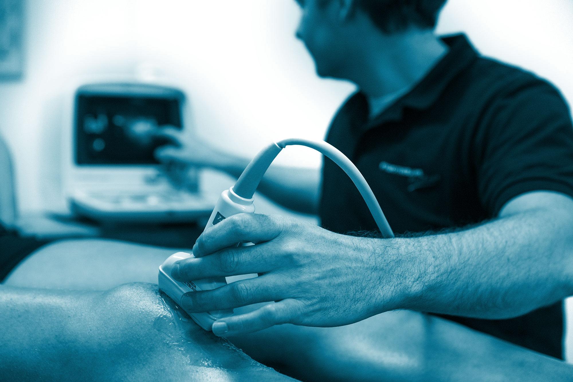 Fysiotherapie Rijnkade Echografie