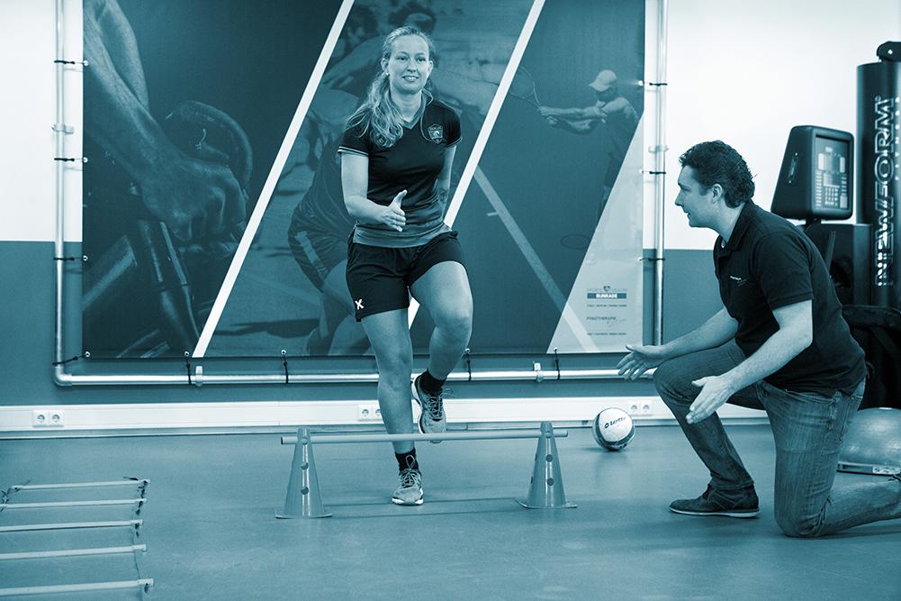 Fysiotherapie Rijnkade Sportfysiotherapie