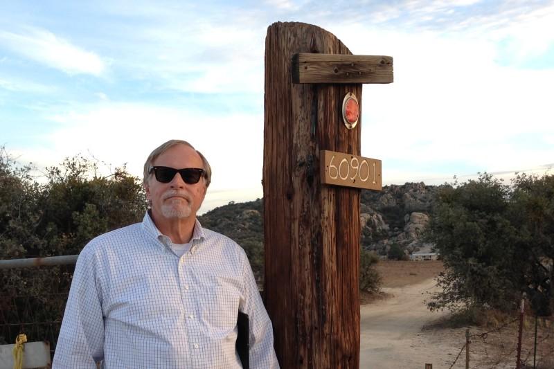 NO. 1O3 SITE OF DE ANZA CAMP, MARCH 1774 - 609O1 Coyote Canyon Rd,