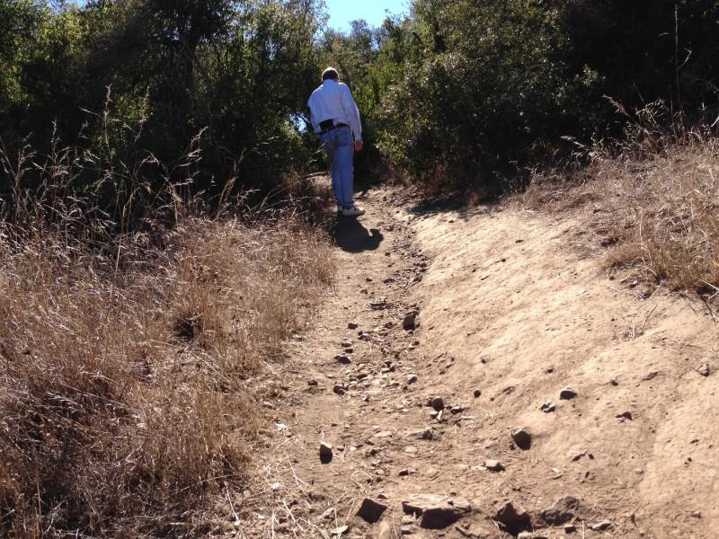 NO. 1005 SANTA ROSA RANCHO - 2.2 miles up and down gentle hills