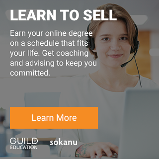 Guild Sales Representative