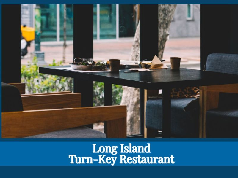 Turn-Key Restaurant | 22521