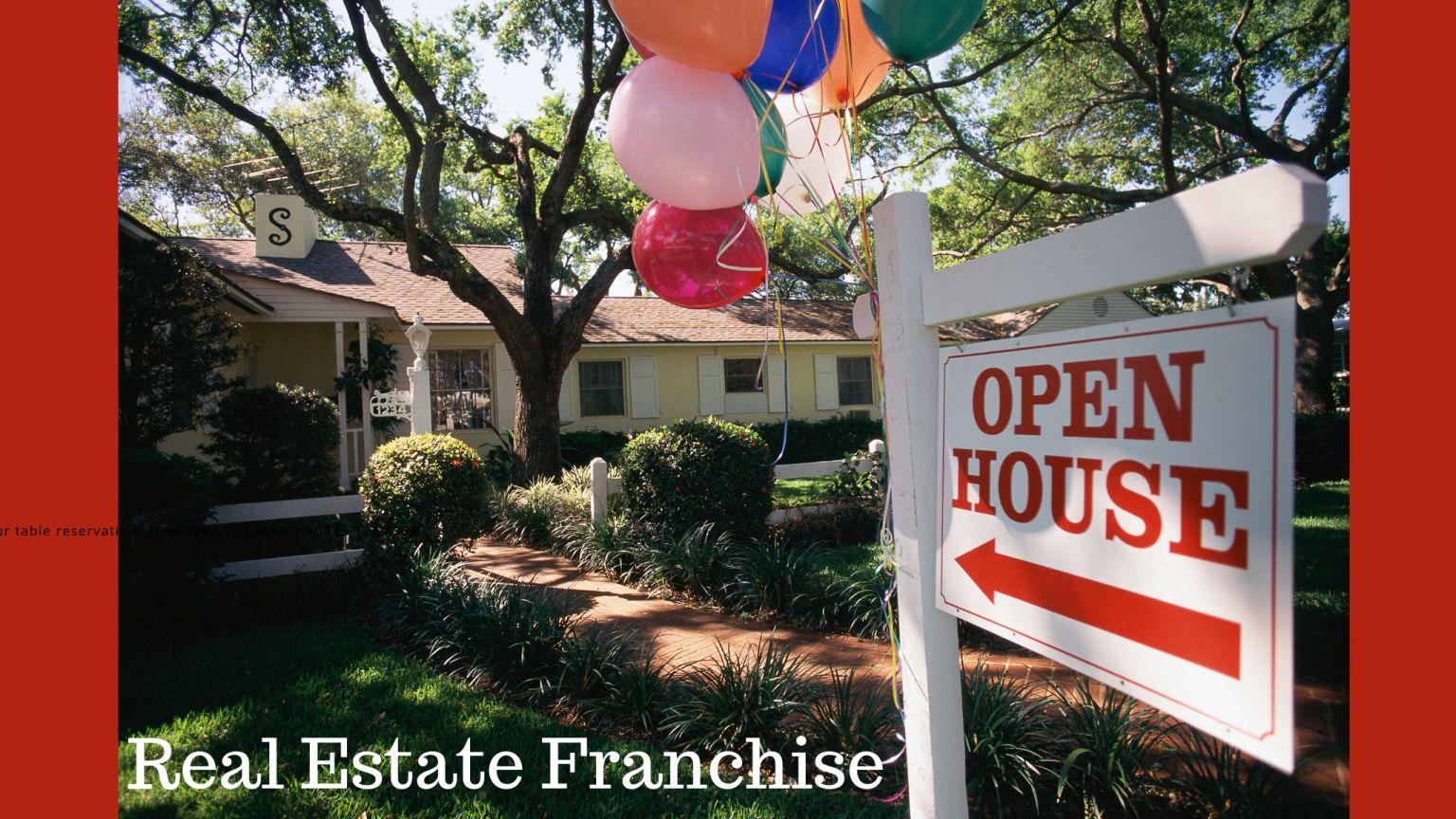 Franchise Real Estate Brokerage