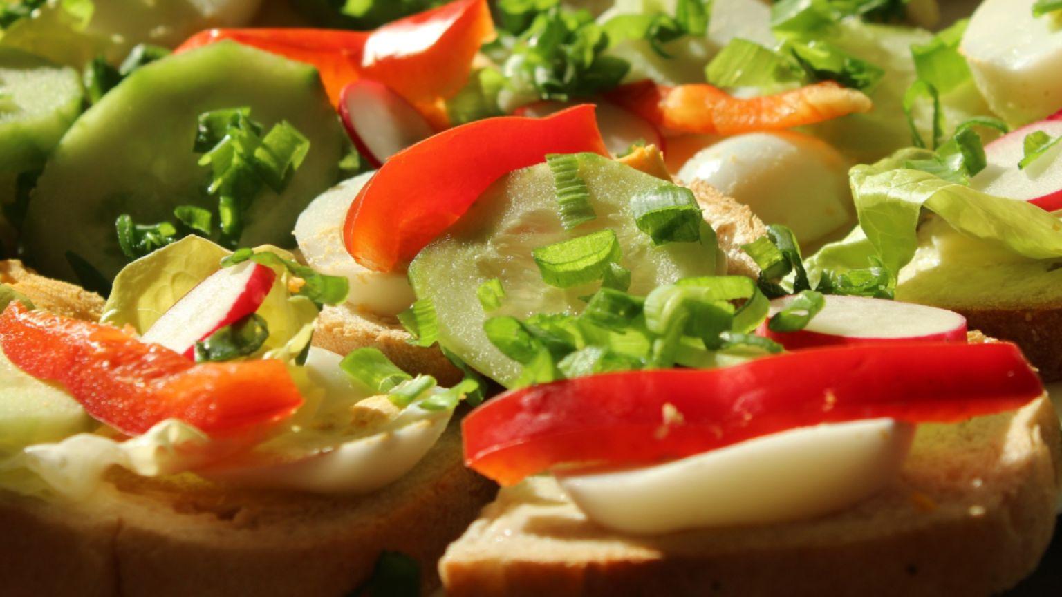 Healthy Food Style Italian Restaurant