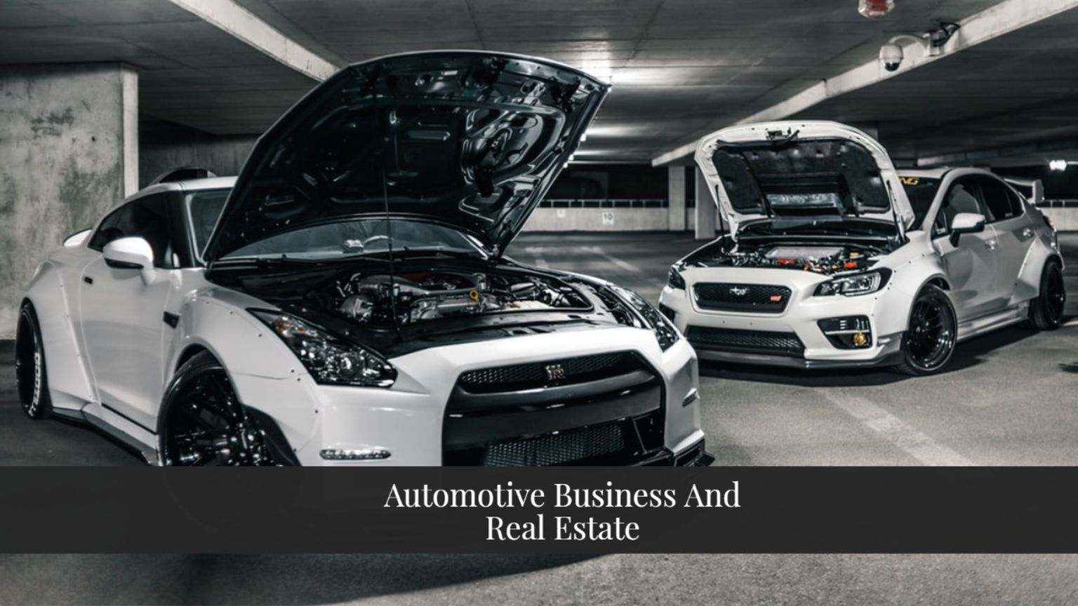 Long Island Automotive Business & Real Estate