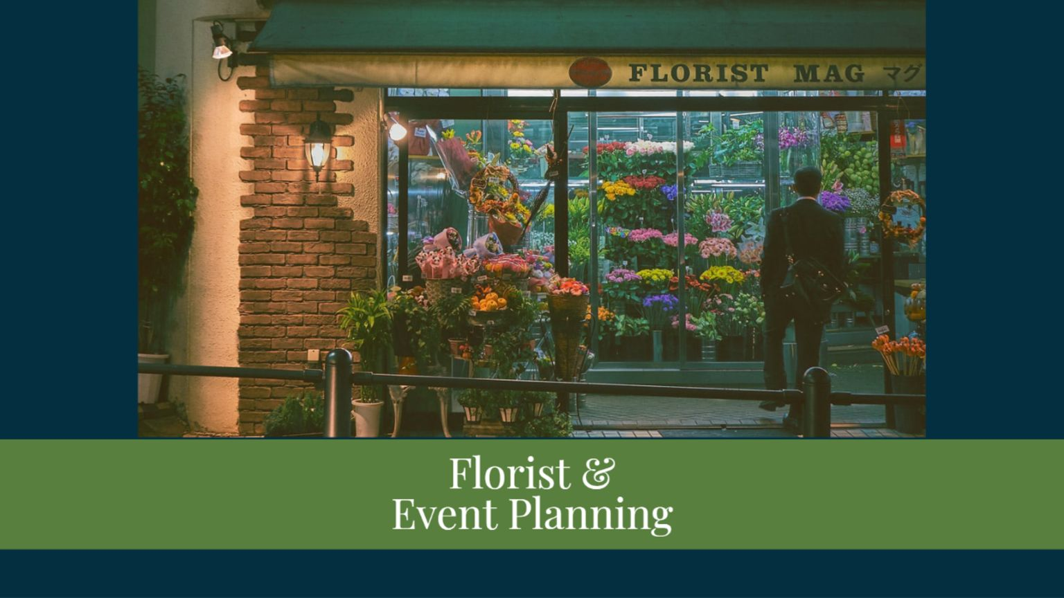 Florist Shop | Event & Party Planning
