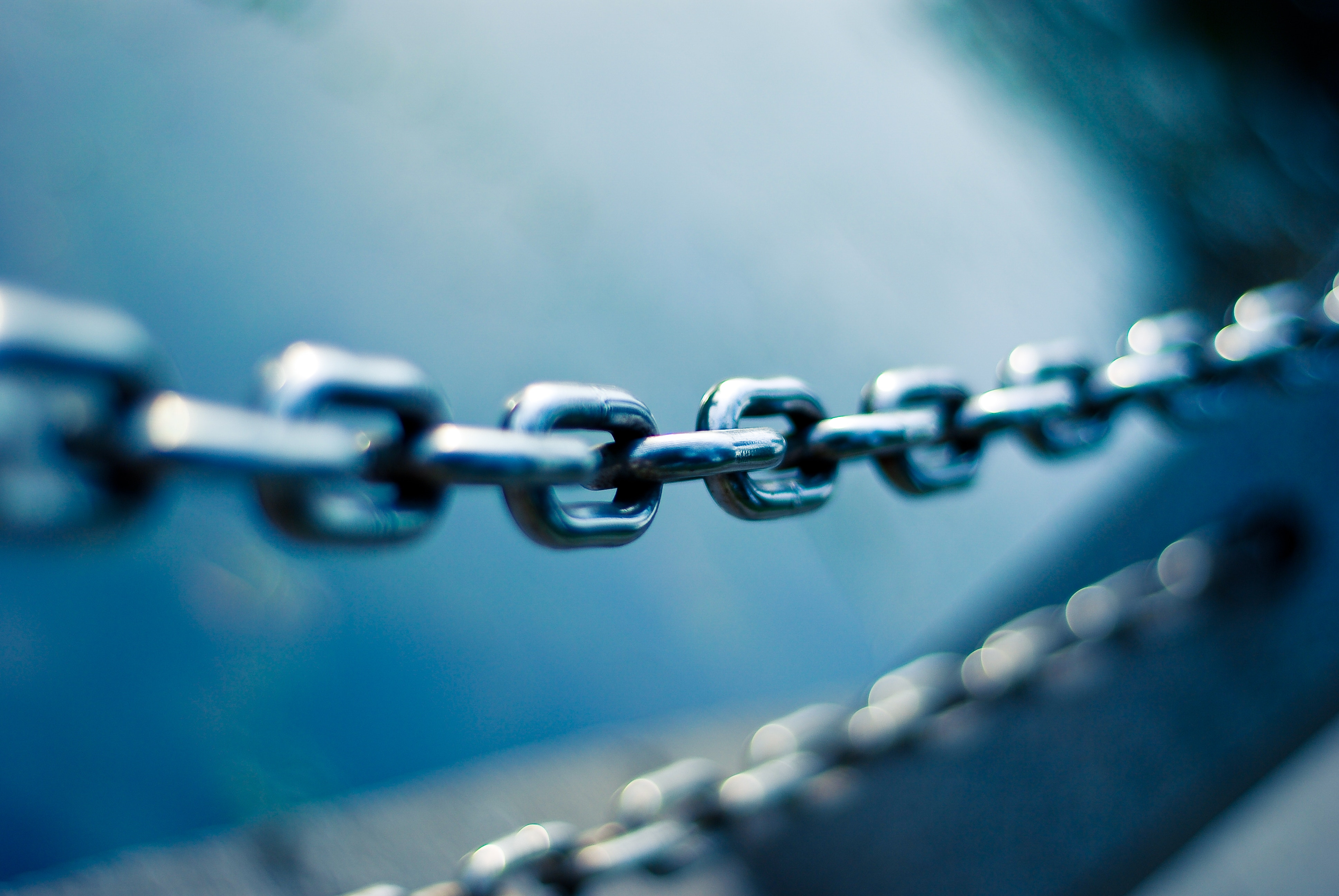 The three missing links to the Blockchain full potential