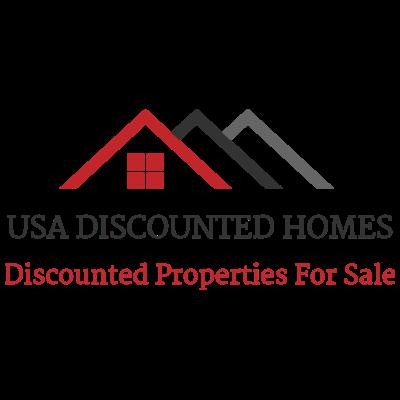 USA Discounted Homes Logo