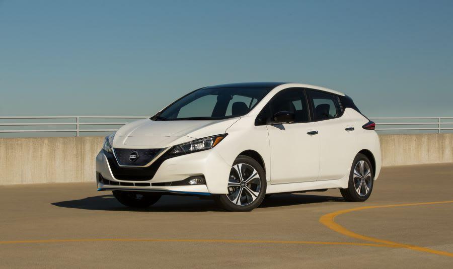 Nissan Leaf Lease Deal